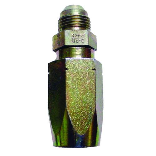 "1/2"" male hydraulic quick fix for parflex hose. Handy to carry if you blow a line on the road. 20351-8-8,PAR,Parker"