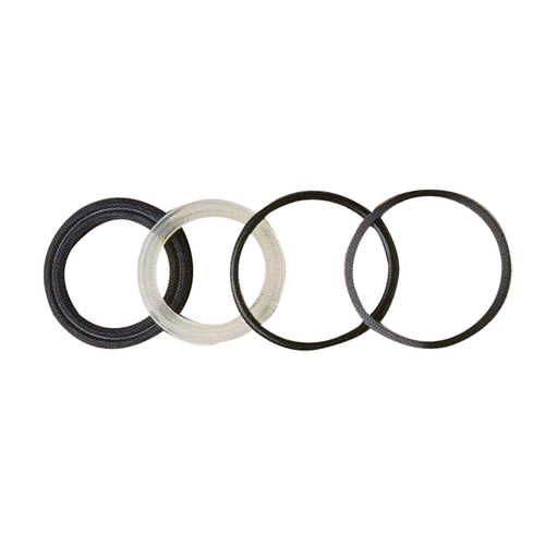 Telescopic rebuild packing nut kit for the small part of the telescopic cylinder. This kit will rebuild the top part of the cylinder where the rod comes out for the third stage. There are four seals that are included in this kit and this one is made for t