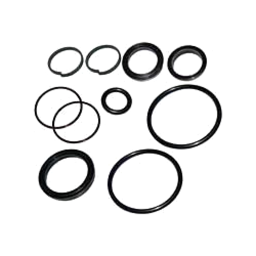 """Seal kit for Boydstun cylinders with a Rod size of 1 ½""""and Bore size of 2 ½"""". The actual measurement for the Bore is 2 7/8"""". This seal kit will replace all of the seals in this size of cylinder."""