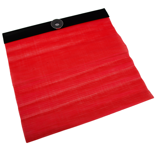 Safety Flags w/ Magnetic Mount - Red