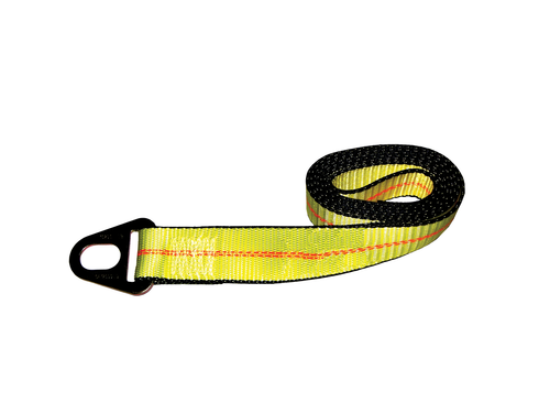 "Chevron Wheel Lift Strap - 2"" WLL 4,000 Lbs. 38-1A,DEE,Deeper Mfg."