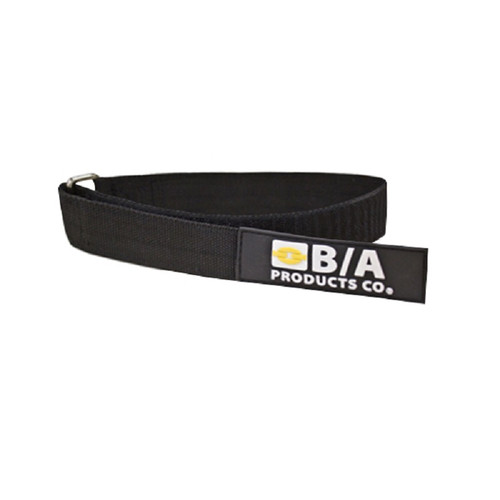 Tired of your tail getting caught?  Keep your straps up and out of the way to protect them from damage with the B/A Secure-a-Strap.