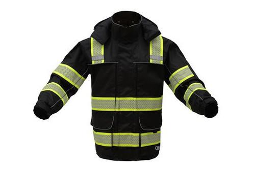 GSS Safety 8507 Black 3-in-1 Parka