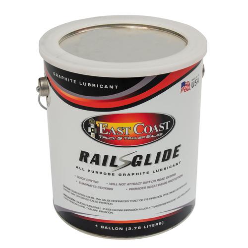 Rail Glide Graphite Lube - Gallon (Slide N Glide)