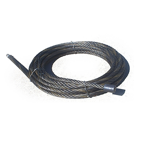 7/8 in.  L Cable   Galfab
