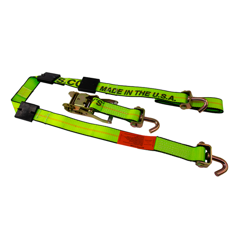 USA Ratchet Strap w/Swivel J 10 ft. | ECTTS