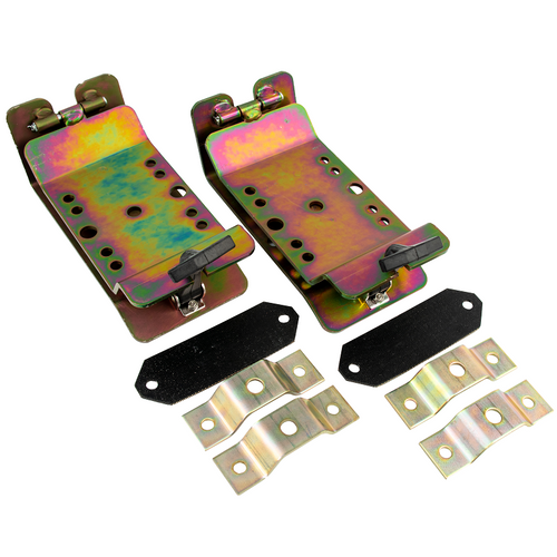 Flip Down Lightbar Bracket | Jerr-Dan PN 2509570071S