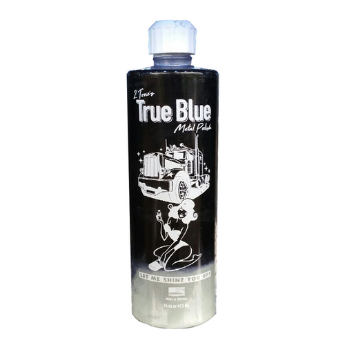 Aluminum Polish | True Blue Industries 16oz Bottle
