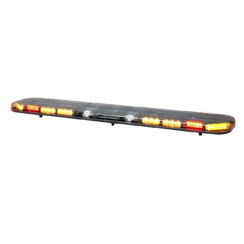 18 Amber LED's w/STT & Work Lights