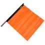 Safety Flag - Orange, Spring Mount *Quick mount not included. Must order part 13089 for bracket