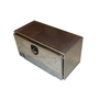 Aluminum Toolbox  w/Stainless Door | 36 inches wide