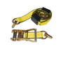 This Ratchet Tie-Down Strap features O-Ring E-Track Fittings & Tire Grippers. | OEM Part Number: BA-ES101