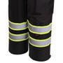 Hi-Vis Premium Rain Pants, Black