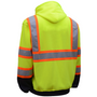 Two-Tone Pull Over Sweatshirt | Hi-Vis Safety Class 3