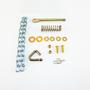 Batwing Mounting Hardware Kit | Cottrell