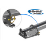 W-Mount Axle Mount Kit | In The Ditch