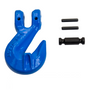 Grade 100 Grab Hook w/Clevis | 5/16 in.