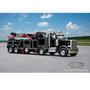 Rotator Wrecker | 2021 Peterbilt 389 & Jerr-Dan Rotator Wrecker 50/60 Ton JFB Gold Series in Black/Red | Stock #10727N