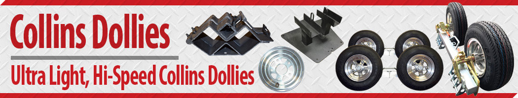 Shop Collins Ultra Hi-Speed Dollies at East Coast Truck & Trailer Sales