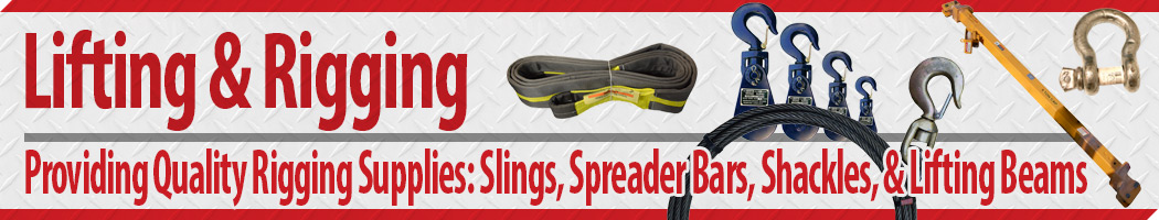 Shop Lifting & Rigging Equipment at East Coast Truck & Trailer Sales