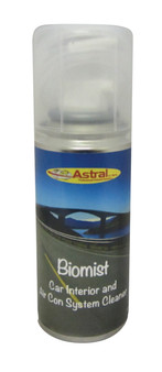 ASTRAL BIOMIST CAR INTERIOR & AIRCON SYSTEM CLEANER 100ML