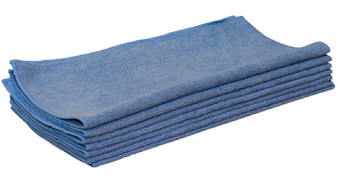BLUE MICRO FIBRE CLOTHS