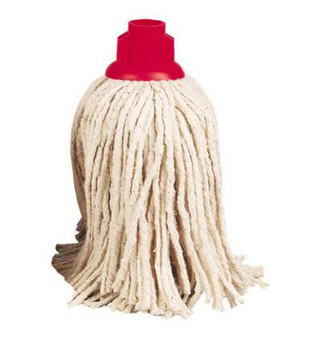 12OZ RED SOCKET MOP