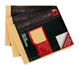 PRO SUPER SYNTHETIC PERFORATED CHAMOIS