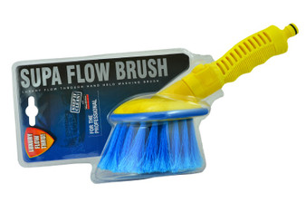 SUPER FLOW BRUSH - *ON/OFF WATER TAP*