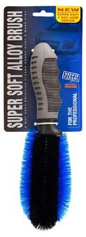 DELUXE SUPER SOFT ALLOY WHEEL BRUSH