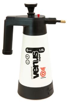 BLACK AND WHITE VENUS PRO 1.5 LITRE SOLVENT SPRAYER