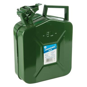JERRY CAN 5LT GREEN