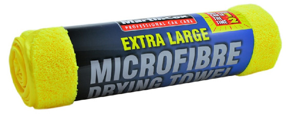 EXTRA LARGE MICROFIBRE DRYING TOWEL