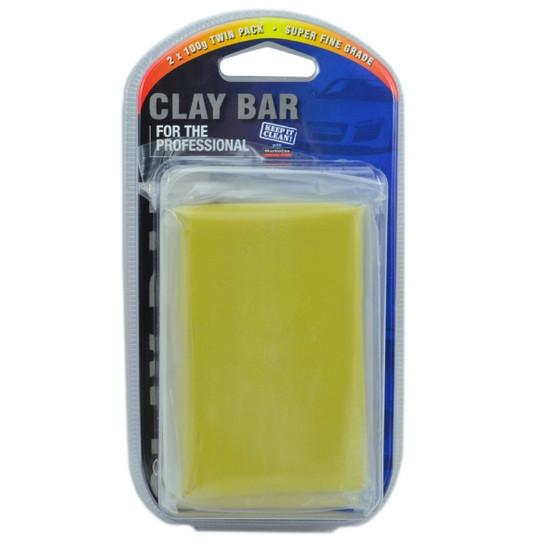 CLAY BAR SUPER FINE - FINE GRADE