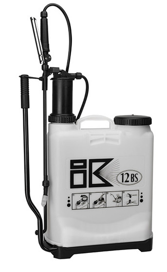 IK 12 LITRE CAPACITY COMPRESSION SPRAYER