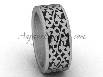 Cool Wedding Rings.Unusual Cool Wedding Ring Bands Matte Platinum 8 0 Mm Wide Engagement Ring Sgt647g