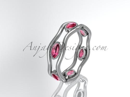 Platinum beautiful wedding ring,engagement band ADLR22