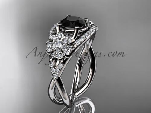 Sakura Engagement Ring - Platinum Alternative Ring VD8088