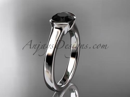 Unusual Wedding Rings Platinum Proposal Ring VD10016