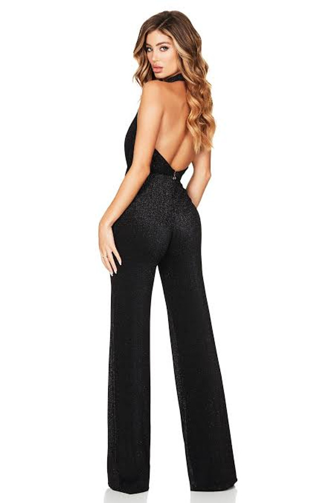 DREAMLOVER JUMPSUIT BLACK - NOOKIE