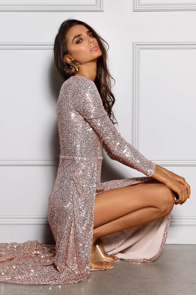 Fontaine Rose Gold Elle Zeitoune Daniela S Boutique