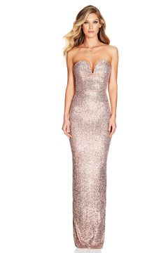 FORTUNE GOWN GOLD - NOOKIE