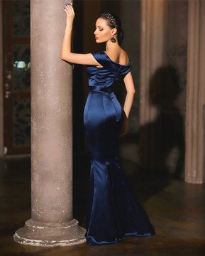 SHARLENE GOWN - MIDNIGHT