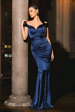 SHARLENE GOWN - MIDNIGHT JP109