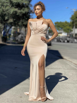 NATALIA GOWN NUDE JX4046