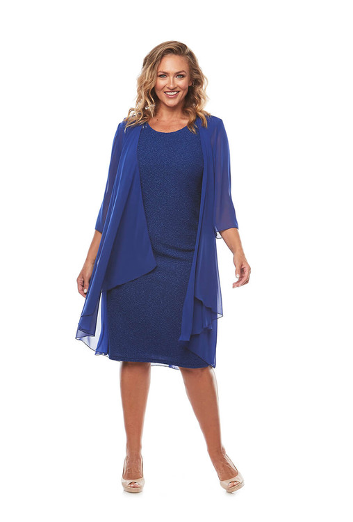 LJ0006 ROYAL BLUE - LAYLA JONES