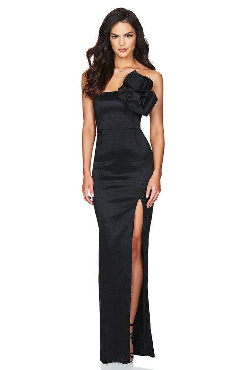 CANDICE GOWN BLACK - NOOKIE