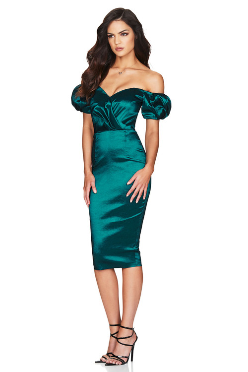 CANDICE MIDI TEAL - NOOKIE