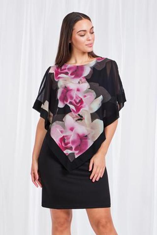 D504490 - Black/Pink Print