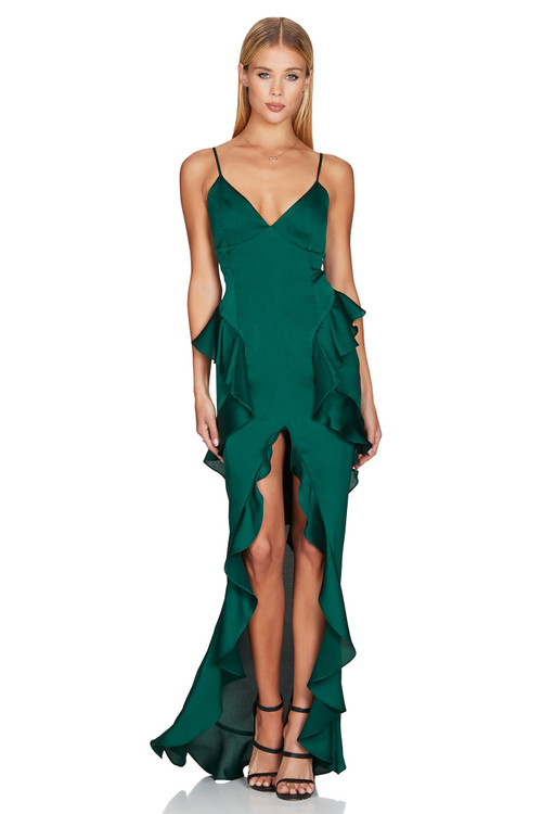 EMERALD ASHTON GOWN - NOOKIE